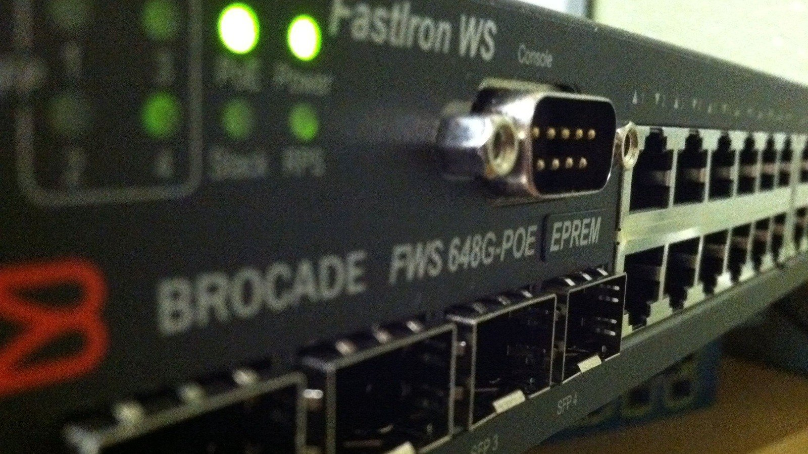 Brocade Network Device Hardware Services Provided by Riverstone Technology