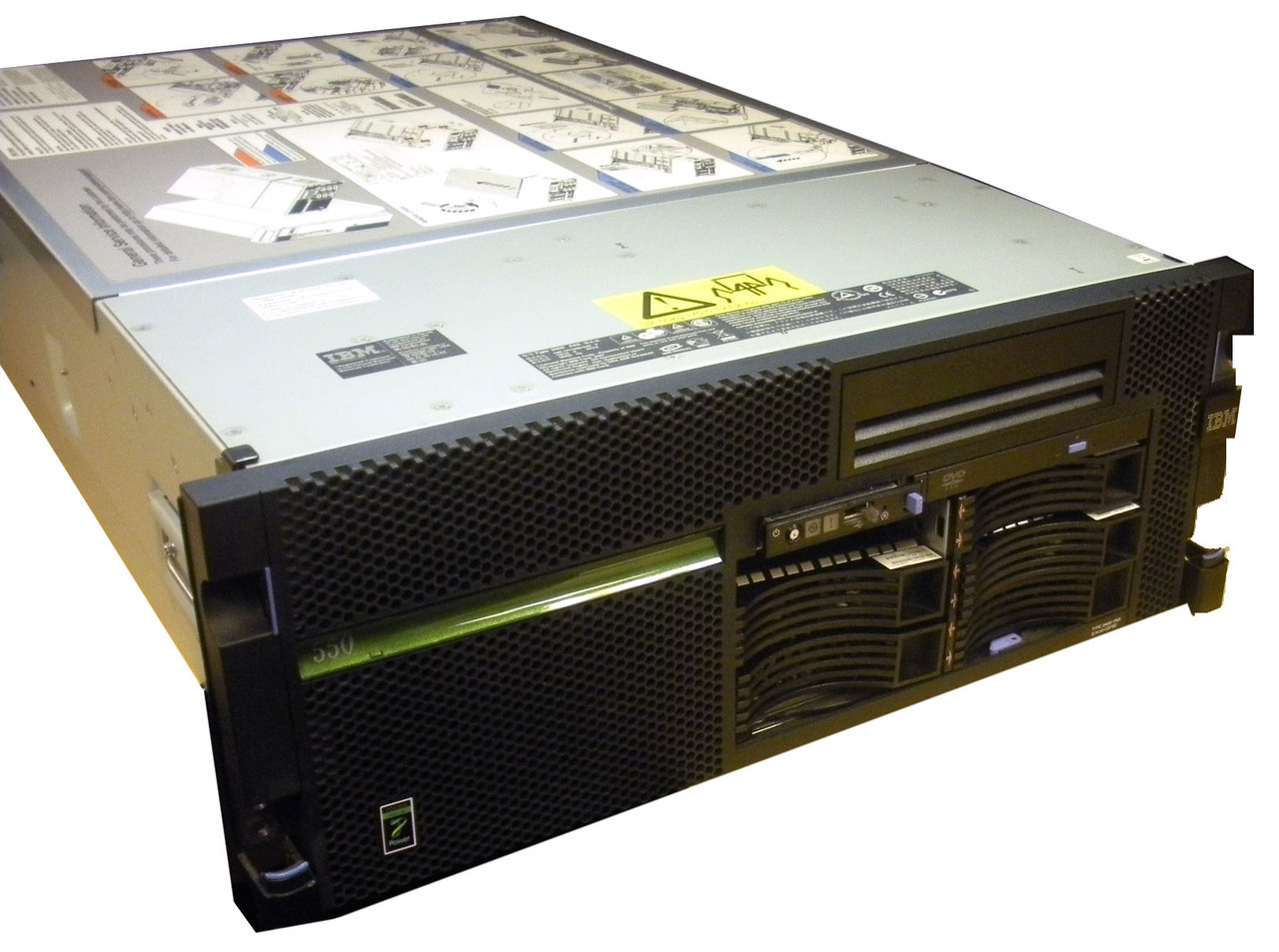 IBM Power 550 Express M50 End of Service Life Dates and Information