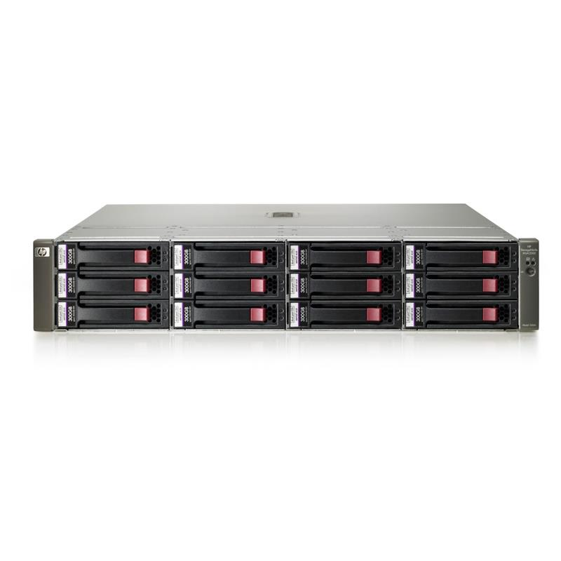HP Storage Hardware Solutions
